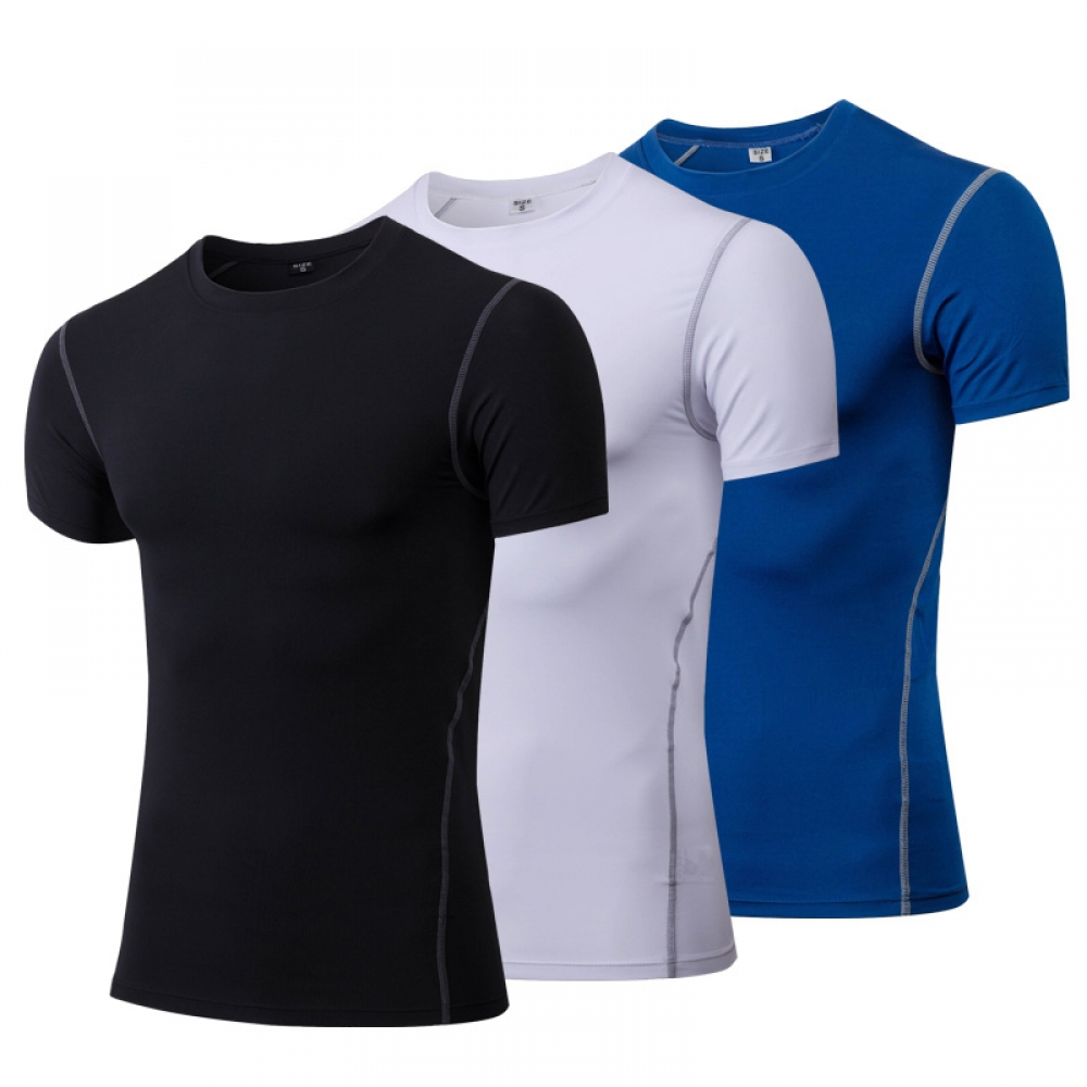 #fitnessmodel Comfortable Quick Drying Compressive Sports Men's T-Shirt <br>http://pic.twitter.com/qaU6053aoW