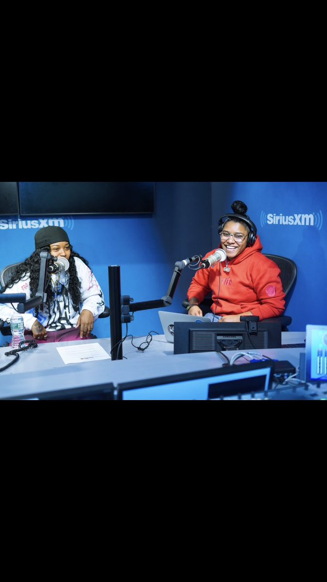 @KAASHMYCHECKS x @swaggysie On @SIRIUSXM Now