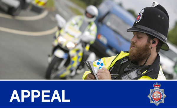 #Appeal | Police are appealing for information after a man was seriously injured in a collision in Tameside | crowd.in/Ig9lze