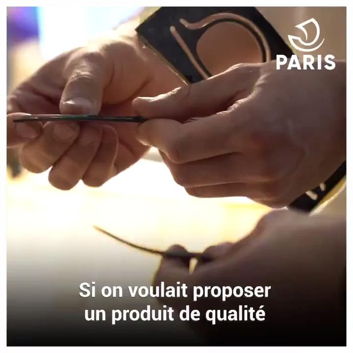 Image for the Tweet beginning: C'est l'alliance de 2 savoir-faire