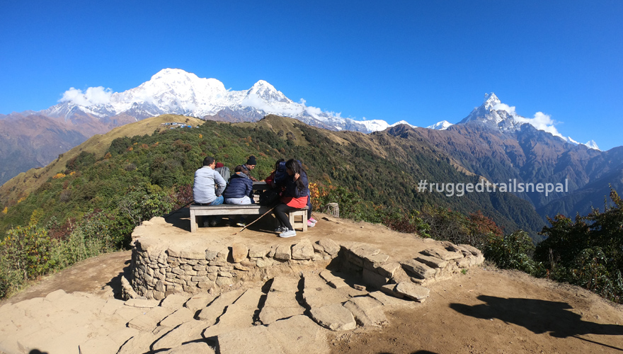 short 3 days mardi himal base camp trek from pokhara by rugged trails nepal. #Nepal #shortreksinnepal #mountains #mardihimaltrek #snow #shortmardihimaltrek #trekkinginnepal #visitnepal2020 #himalayas #travelphotography https://www.ruggedtrailsnepal.com/short-3-days-mardi-himal-trek …