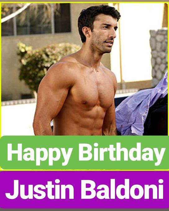 Happy Birthday Justin Baldoni