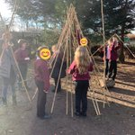 Image for the Tweet beginning: Some new forest schools equipment