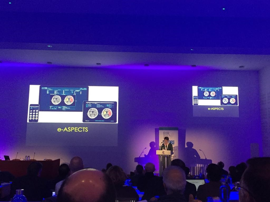 Brainomix On Twitter Great To See Brainomix S Stroke Imaging Technology Featured Today At The British Institute Of Radiology S Ai Focused Conference In London Alongside The Exciting Solutions From Our Partners At Weare Wellbeing