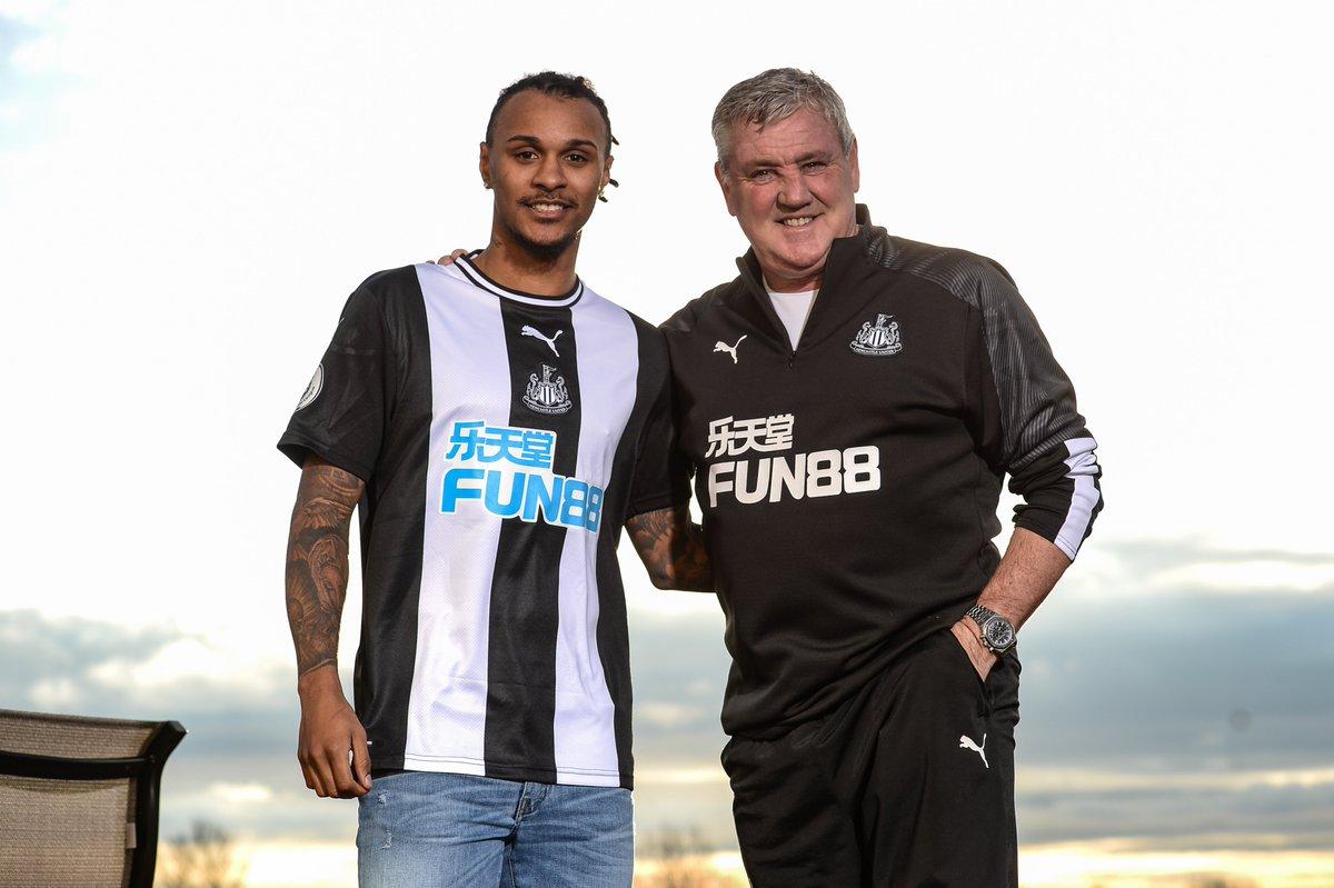 🔢 @valentinolazaro will wear the squad number 2️⃣3️⃣ for Newcastle United! #NUFC