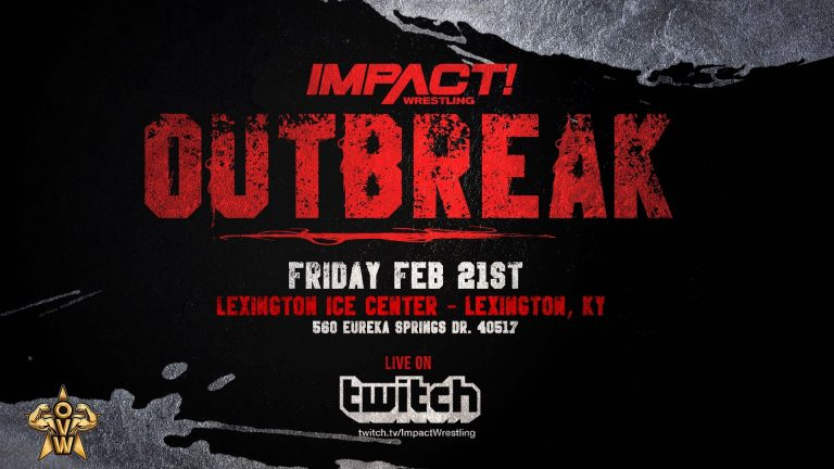 Tickets are ON SALE NOW for Outbreak on February 21st in Lexington, KY in association with @ovwrestling!    Get them HERE: