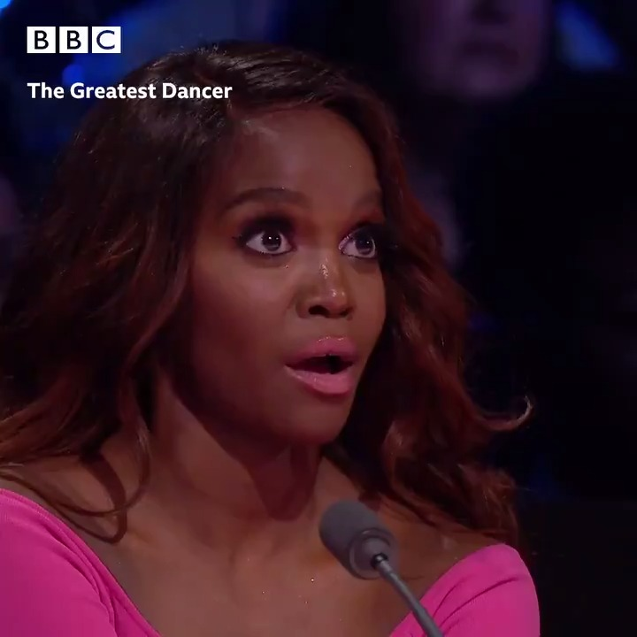 The reaction to these dancers is INCREDIBLE  😲😍#GreatestDancer @OtiMabuse