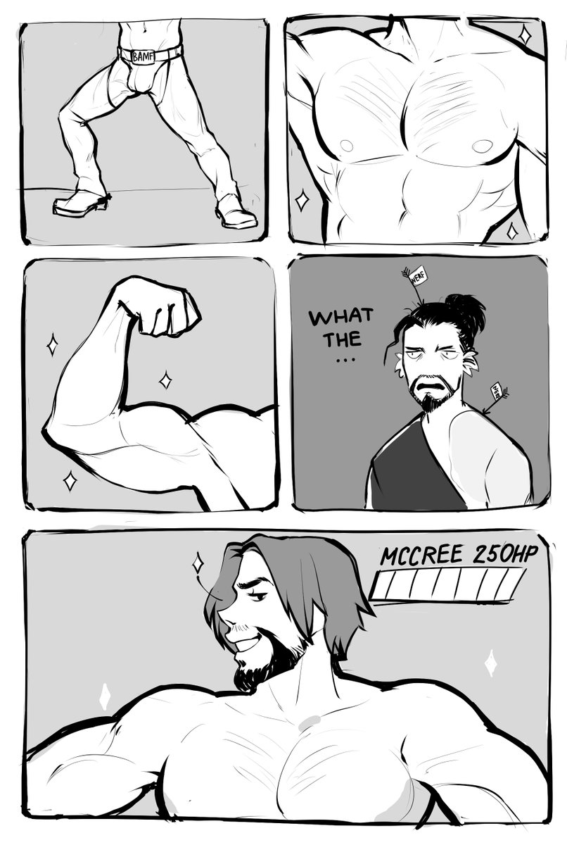 That was my first thought when I read new PTR patchnotes (sorry I'm not really good at joking) #Overwatch  #McCree<br>http://pic.twitter.com/7LrABqCBLl