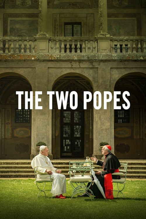 "#MovieOfTheDay at Schmövies at 19:30 is 2019's ""The Two Popes"" https://www.themoviedb.org/movie/551332 pic.twitter.com/43bK4Abd1L"