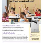 Image for the Tweet beginning: Does your school print in