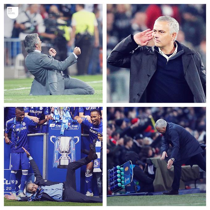 Happy birthday to José Mourinho, the craziest coach in history