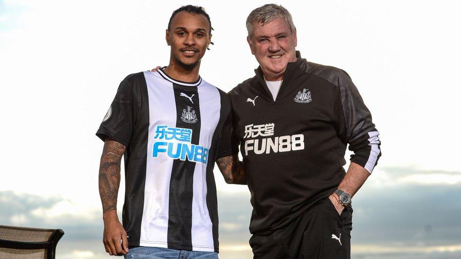 #Newcastle