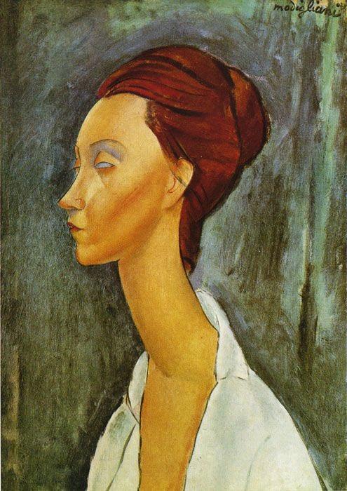 #Modigliani