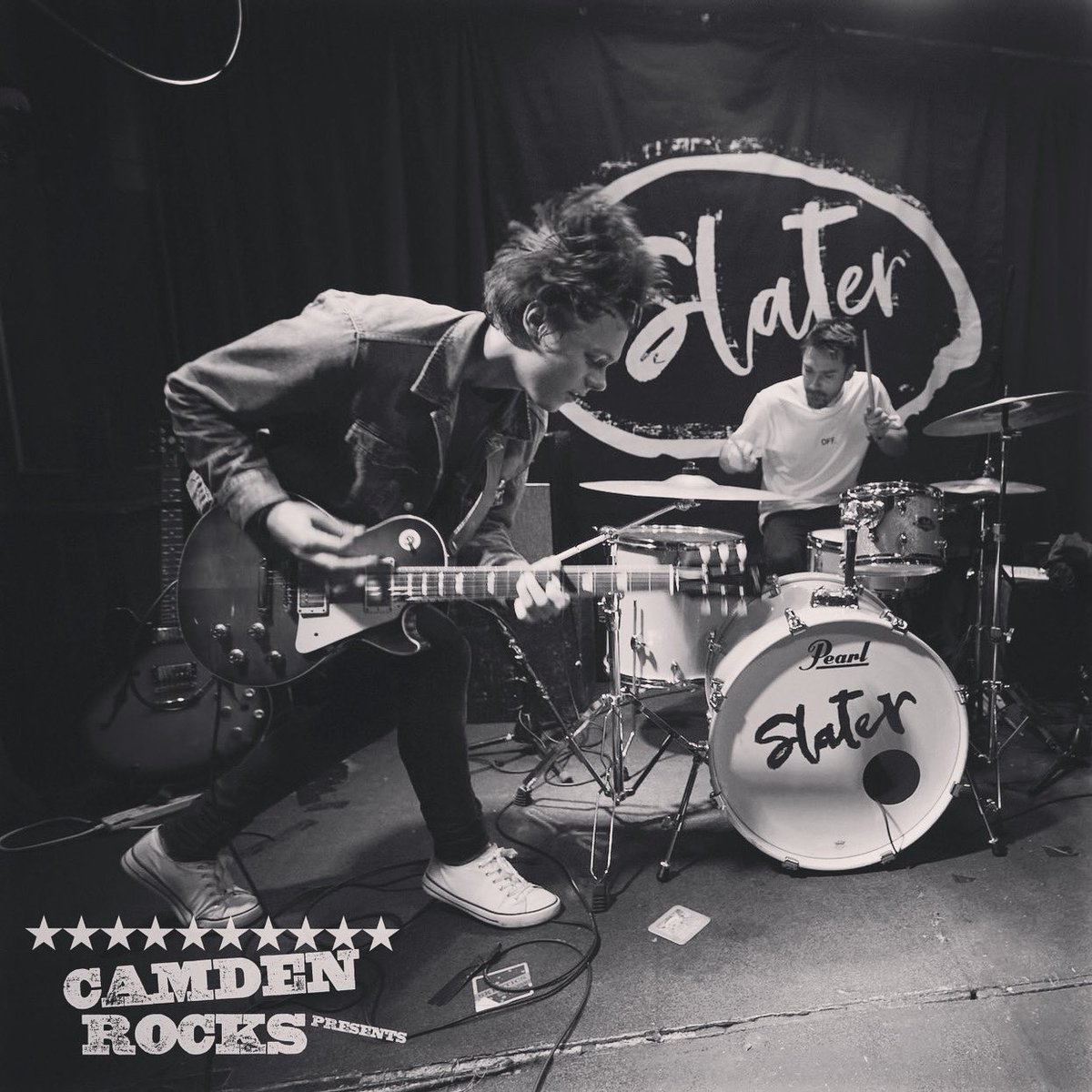 What's happening? Giving it all we got is happening! #camdenrocks #london