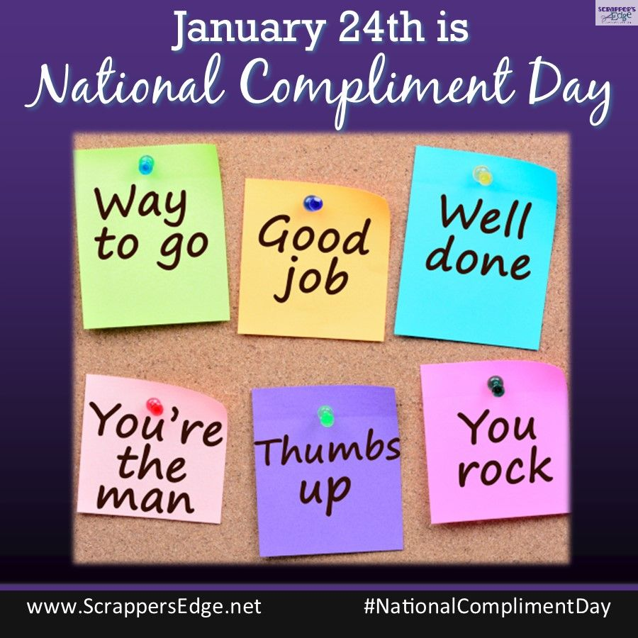 You are amazing! . #NationalComplimentDay #happy #followme #repost  #life #amazing #bestoftheday #ScrappersEdge #EurekaCA #ShopLocal #IndieRetailer #ShopSmall #funholidays