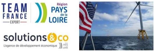 Le marché #US de l'#éolien en mer est en pleine expansion. Assistez à un atelier sur ce marché des #EMR le 12/02/2020 à 9h à Nantes avec le consulat des USA-Organisé par la #RégionPaysdelaloire avec @solutions_andco @PoleMerBA @WEAMEC_EMR @businessfrance @Neopolia @UnivNantes