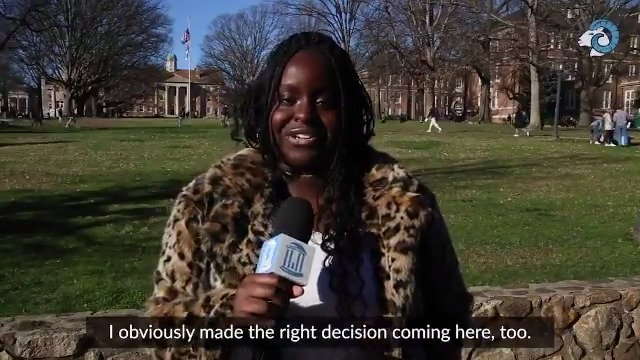 How does it feel to get in to your dream school? Our Carolina Social Influencers asked current Tar Heels to tell us about that moment — a moment shared today by thousands of new members in #UNC24 🐏 https://t.co/mr89wKp6KZ