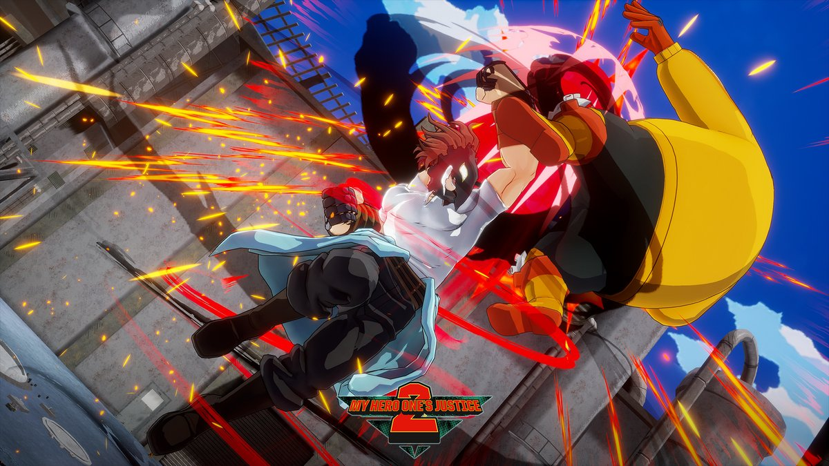 Bandai Namco Europe On Twitter Part Of The Eight Bullets Kendo Rappa Won T Hesitate To Tackle Any Challenging Opponent To Feed His Lust For Battle In Myhero One S Justice 2 Unleash A The shie hassaikai or the eight preceps of death are the yakuza group in the my hero academia universe led by overhaul. bandai namco europe on twitter part