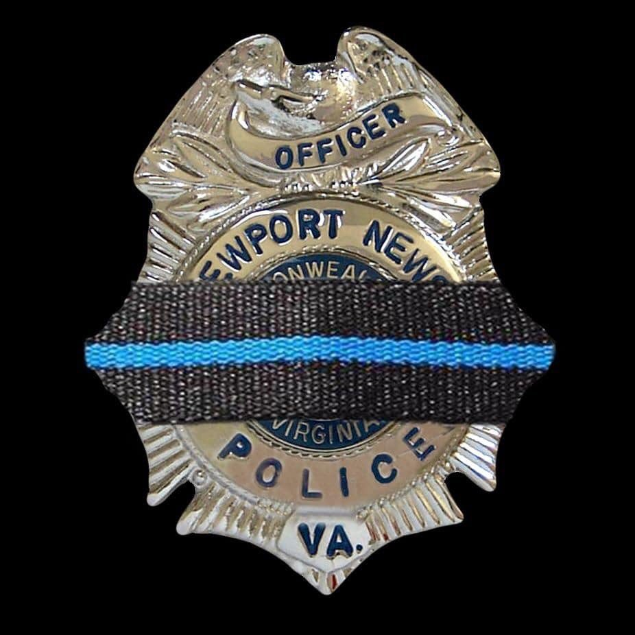 We extend our heartfelt condolences to the family, friends and colleagues of @CityofNN on the death of Police Officer Katie Thyne who #sacrificed all for her #community during a traffic stop. #NeverForget #LODD