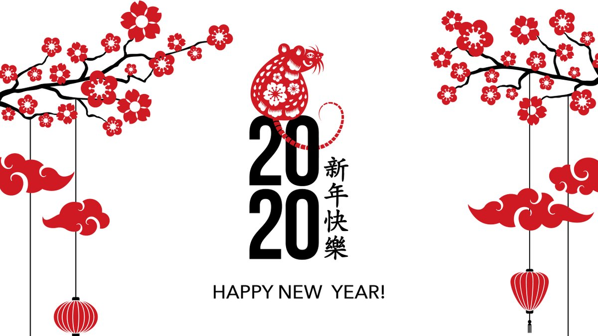 On behalf of our team, we would like to wish a Happy Chinese New Year! _ #ChineseNewYear #ChineseNewYear2020 #LunarNewYear #LunarNewYear2020 https://t.co/Q7zjZ2DWaO