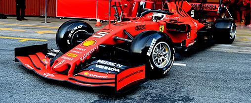 """L'Actu F1 du Vendredi 24 janvier 2020  """"«Vettel restera avec Ferrari s'il accepte un rôle inférieur»"""". A voir également: #Alfaromeo #Hamilton #Verstappen #Ferrari #Sainz... toute l'actu #F1 du jour.https://ift.tt/2urinXA"""