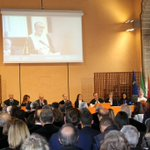 Image for the Tweet beginning: Inaugurato l'Anno Accademico 2019-2020 di