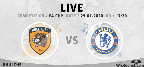 Whoscored Com On Twitter Live Hull Chelsea Competition