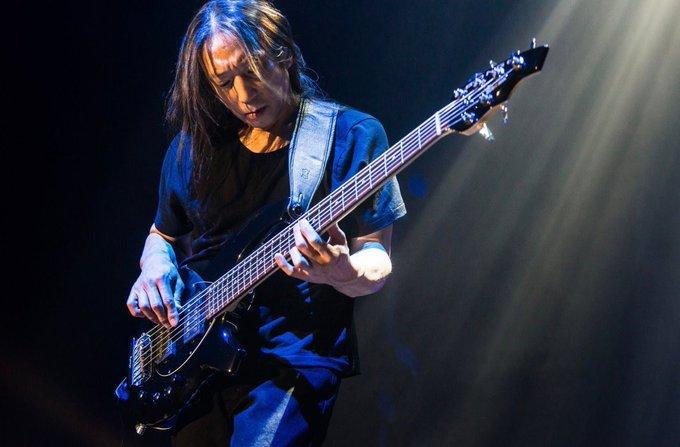 Happy Birthday to John Myung of Dream Theater!