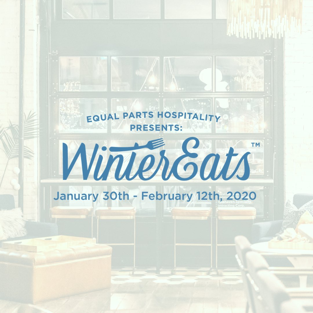 Less than one week until Winter Eats begins! To get you excited, you can now read our menus on our website. Our three course Prix Fixe menus will be $15 for Lunch and $25 for dinner. Visit https://t.co/1VkC5EDZ9W for more information and reservations. #wintereats #thediplomat https://t.co/u16F1E1MBI