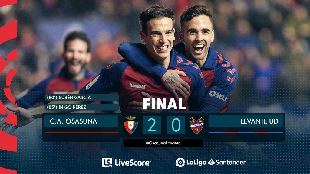 Osasuna-Levante
