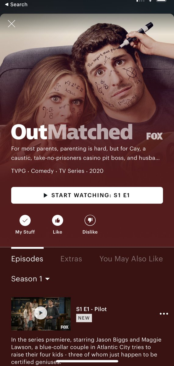 Hey y'all! Did you miss the premiere of #Outmatched on Fox? Maybe you don't have cable? Well, @OutmatchedFOX is on @hulu right. Now. What are you waiting for? Go watch it!!