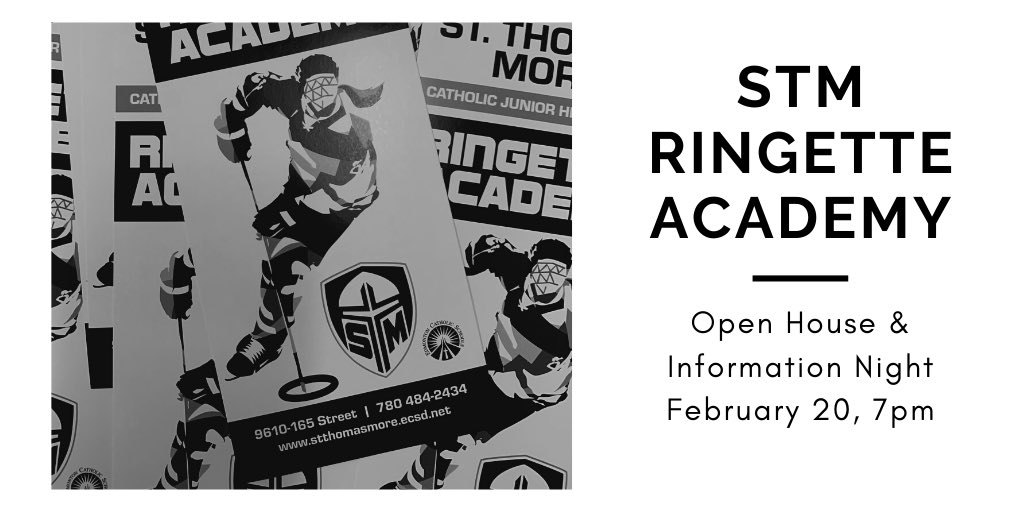 Come check out our Ringette Academy Open House                     Feb. 20 at 7pm @Edm_Ringette @ringettealberta @LeducRingette @ercringette @spruceringette @StA_ringette #stmpride #ringette #ringetteedmonton #ringettecanada #yegpic.twitter.com/vgylqaY2xf