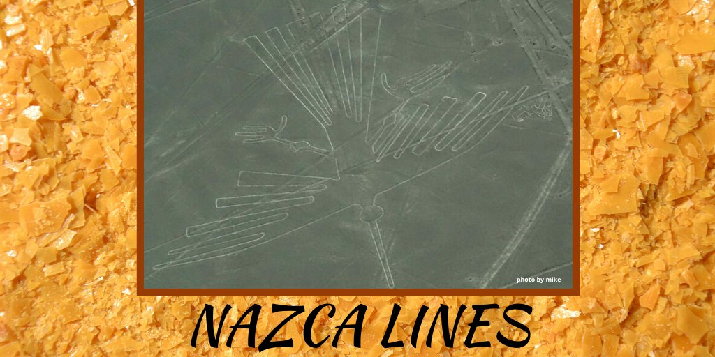 Want to see the enigmatic NAZCA LINES?  Contact AndesTransit for your options! https://buff.ly/2GLZIKR    #Peru #bustrip #archaeology #mysteries #travelphotography #WeLiveToExplore pic.twitter.com/FGSKAXWhQb