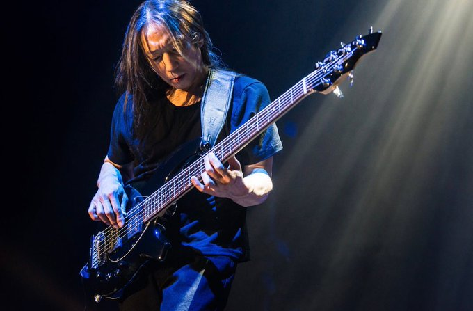 Happy Birthday to Ernie Ball Music Man bassist, John Myung of