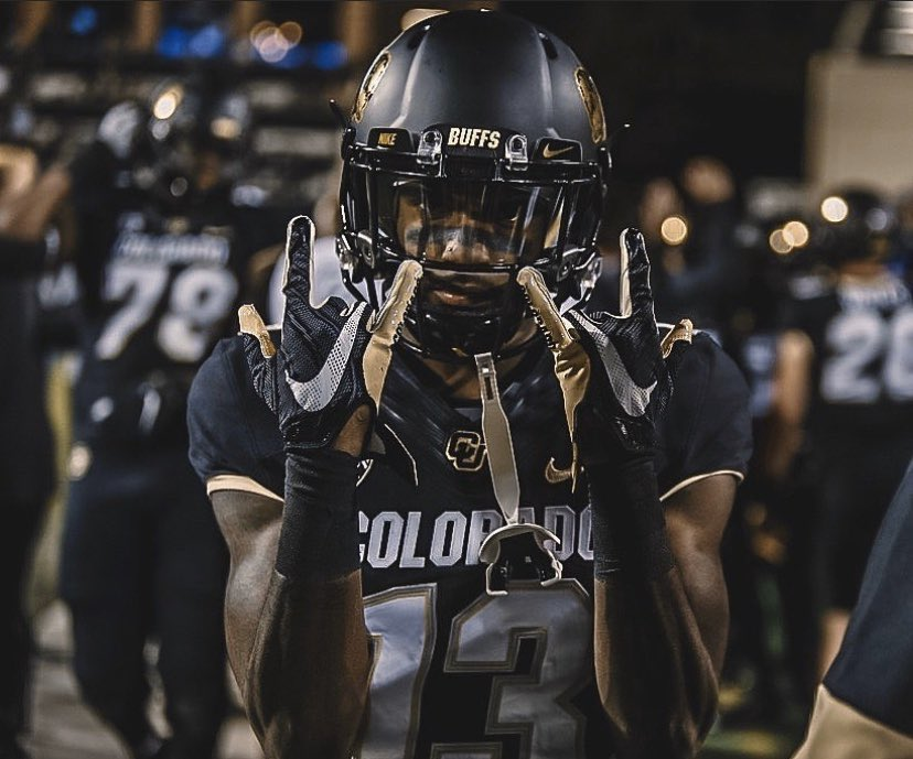 Extremely Blessed To Receive An Offer From ..... The University of Colorado 🤎 #GoBuffs