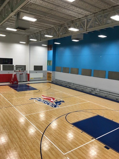 test Twitter Media - After years of playing on a painted concrete surface, a Toledo, Ohio charter school decided to upgrade the safety and aesthetics of their court. The team at @SportscapeBldrs  expertly installed 5,000+ square feet of #SportCourt Maple Select indoor athletic surfacing. #facility https://t.co/KmEmcI4YxS