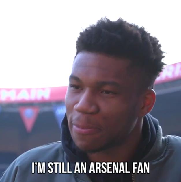 @Arsenal's photo on #NBAParis