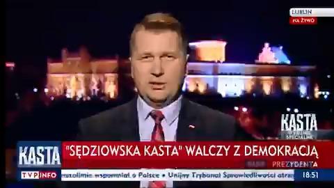 #OTymSięMówi  | @CzarnekP , @pisorgpl : Wczorajsze posiedzenie Sądu Najwyższego, na czele z pierwszą prezes Małgorzatą Gersdorf, to zamach na praworządność i suwerenność narodu!
