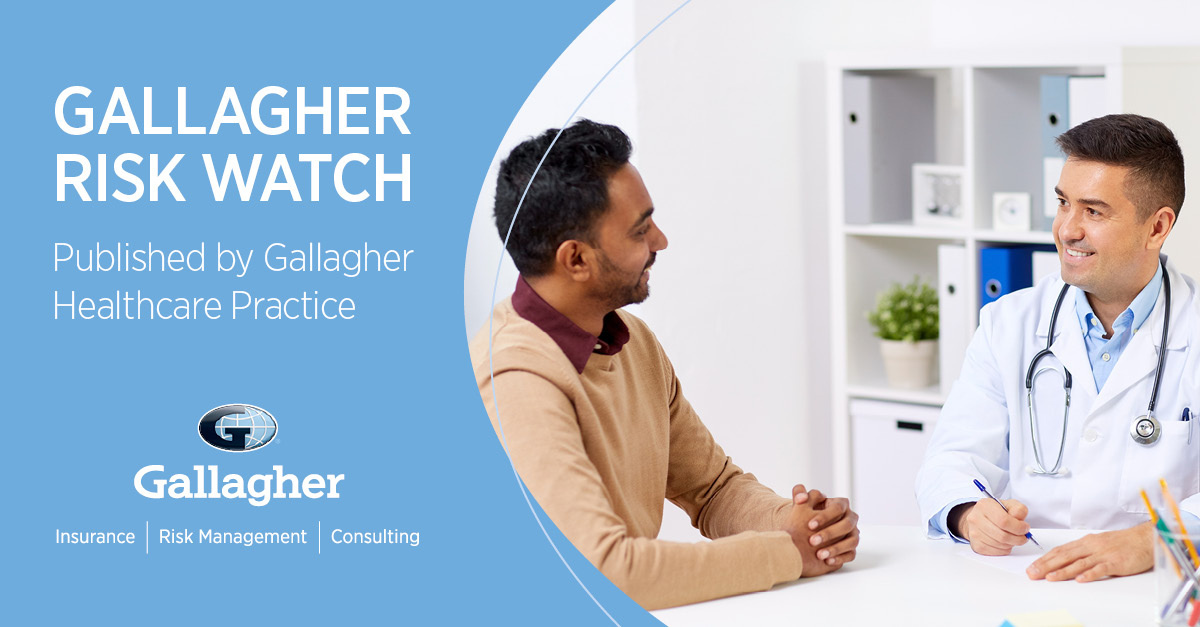 Check out the January issue of the Gallagher Healthcare Newsletter and learn more about Risk Reduction and telemedicine bit.ly/30YcVru