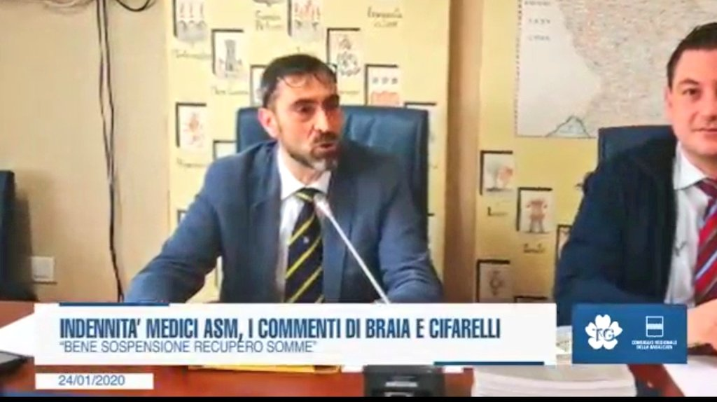 RT @CRBasilicata: Indennità medici #Asm, i commen...