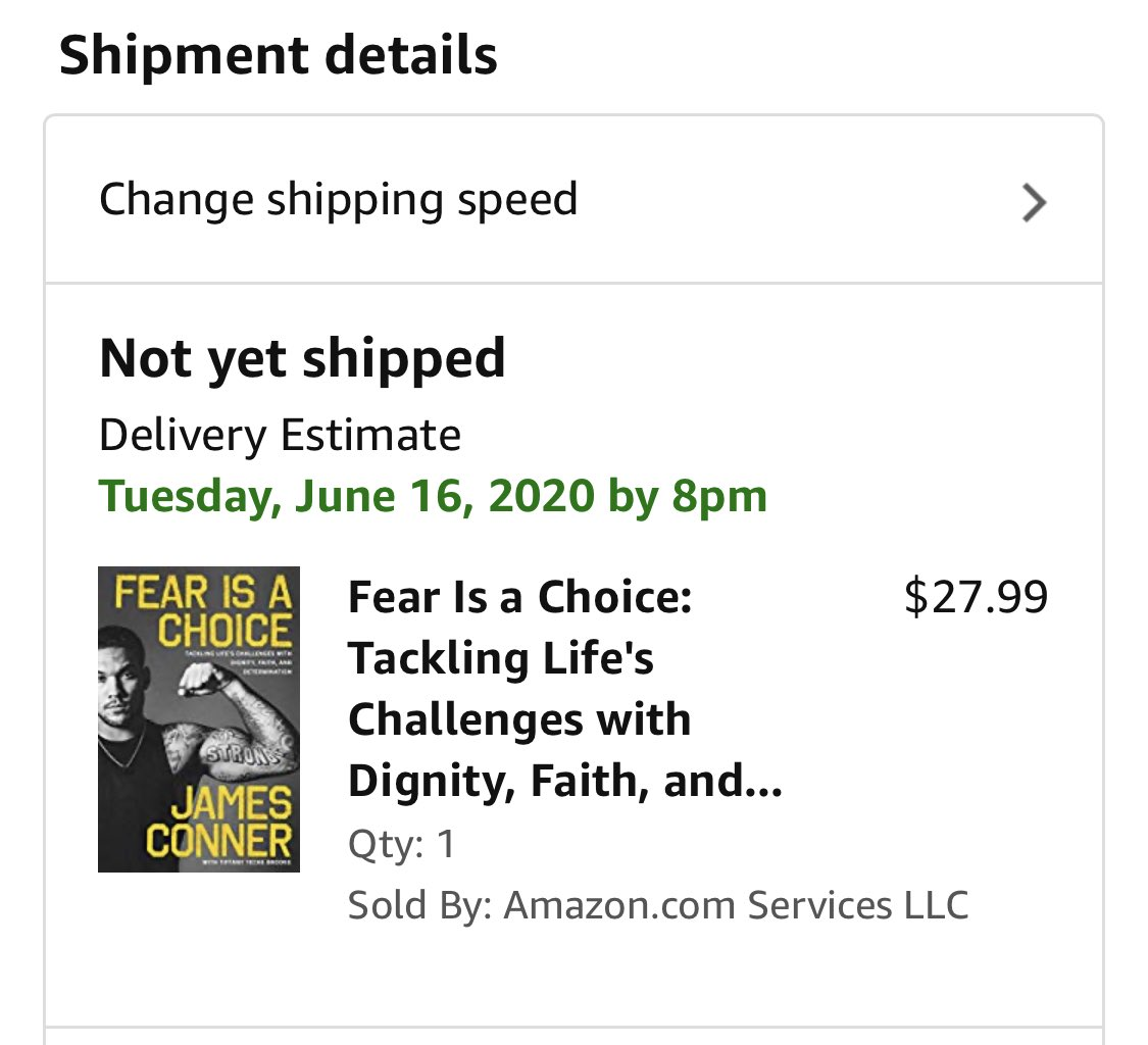 I can't wait to read it @JamesConner_