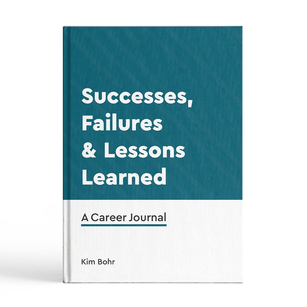 """Praise for Successes, Failures & Lessons Learned: """"This professional tool provides guided touchpoints that drive growth and allows you to acknowledge the value you bring to the table every day."""" -Jason Rebholz, Principal MOXFIVE#leadership #playbig #changethegame"""