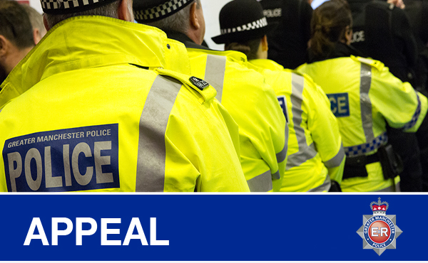 #Appeal | Police are appealing for information after a firearms discharge in Wigan | crowd.in/Fk3ZCe