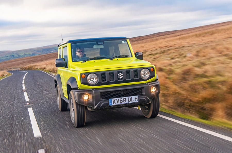 Suzuki Jimny: small-scale 4x4 to stay on sale in UK for 2020, but high emissions mean future beyond that is in doubt buff.ly/2GmlGlq