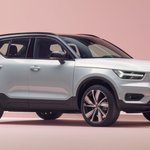 Image for the Tweet beginning: .@volvocars says XC40 Recharge sees