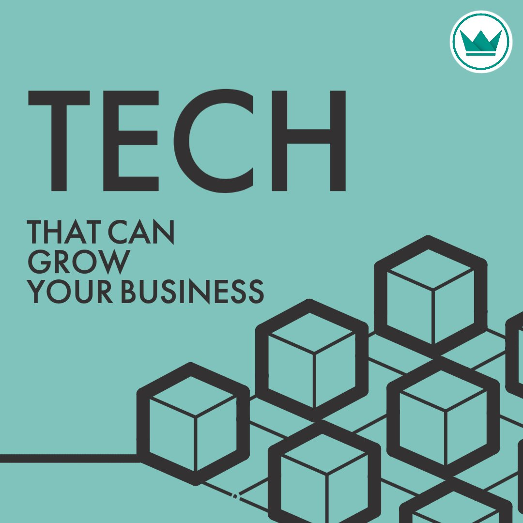 Tech that can grow your business.