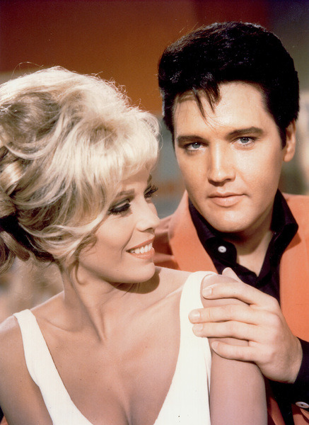 Elvis Presley and Nancy Sinatra in Speedway (1968) <br>http://pic.twitter.com/21YcTHXBEk