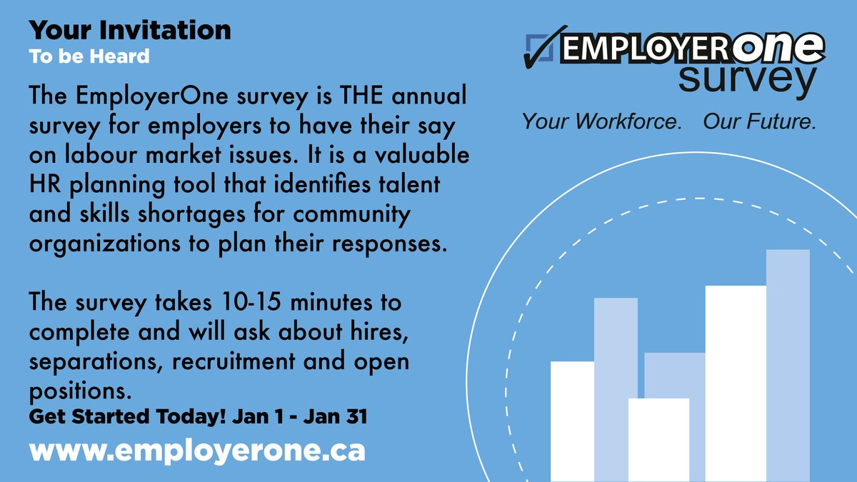 Fill out the #EmployerOne survey and help @WorkforceEMO understand your workforce needs. Learn more here: https://bit.ly/2DiVw3l  #employers #ldnont #oxfordcounty #stthomas #strathroy #ilderton #woodstock #tillsonburg #ingersoll