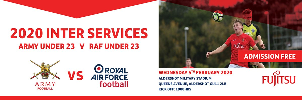 Any football clubs near Army, RAF or navy bases it's well worth watching these inter services matches. Some excellent players, well coached, well disciplined and high standard of football.