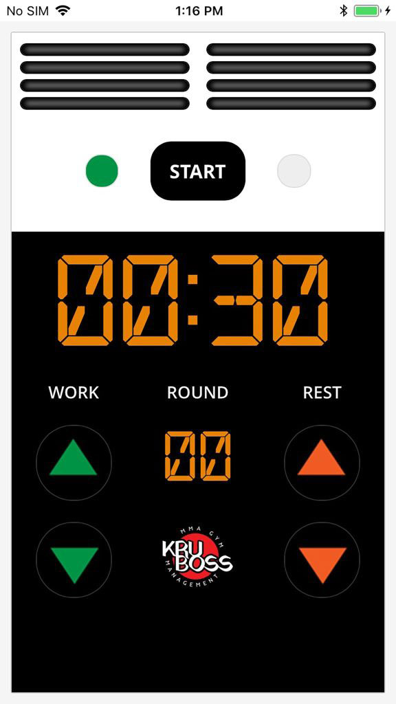 Get the best #boxing timer for #android and #ios and get bagging! Free, no ads, no bs, the real deal!  KruBoss Boxing Timer    #fitness #muaythai #gym #mma #ufc